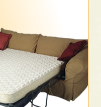 Memory Foam Sofa Bed Replacement Mattress